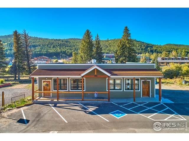 92 E 1st St, Nederland, CO 80466 (#937838) :: My Home Team