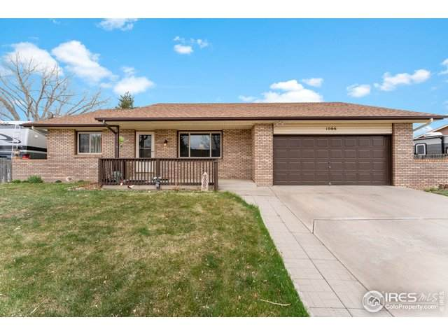 1066 Pinyon Dr, Windsor, CO 80550 (MLS #937843) :: RE/MAX Alliance