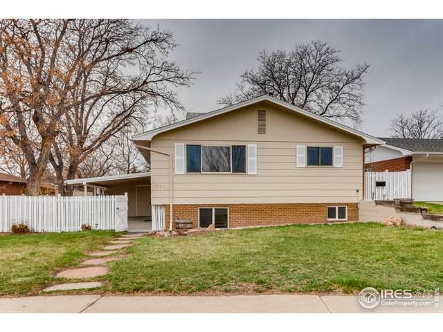 1227 Sunset St, Longmont, CO 80501 (MLS #937855) :: RE/MAX Alliance