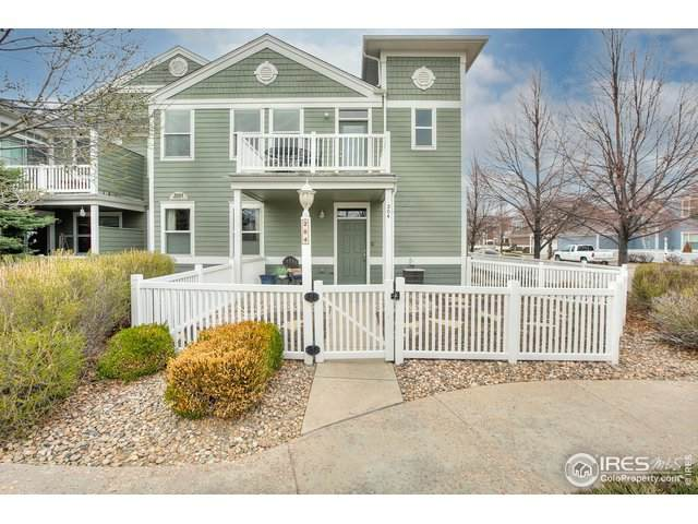2051 Grays Peak Dr #204, Loveland, CO 80538 (MLS #937857) :: Kittle Real Estate