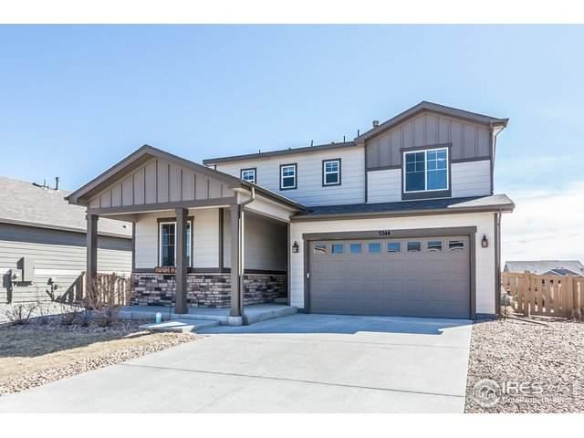 5344 Eagle Creek Dr, Timnath, CO 80547 (#937870) :: My Home Team