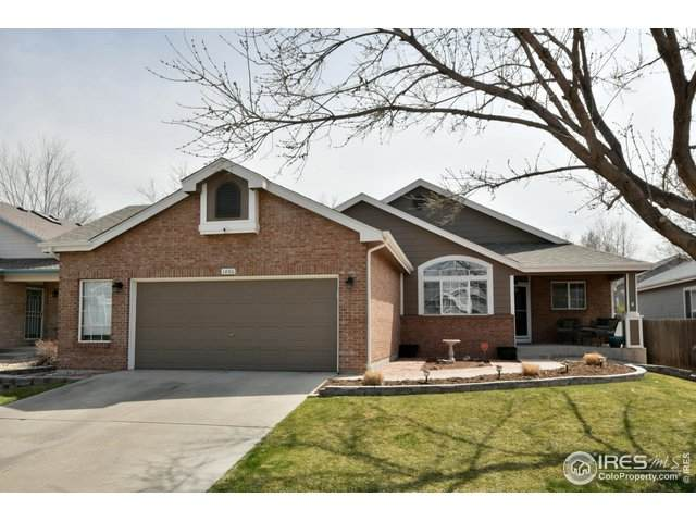 1860 E 135th Ave, Thornton, CO 80241 (MLS #937881) :: The Sam Biller Home Team
