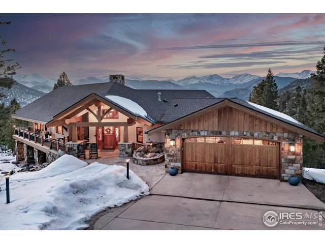 1415 Jungfrau Trl, Estes Park, CO 80517 (MLS #937891) :: RE/MAX Alliance