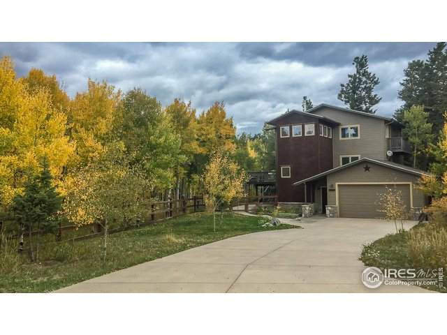 3301 Ridge Rd, Nederland, CO 80466 (#937898) :: Mile High Luxury Real Estate