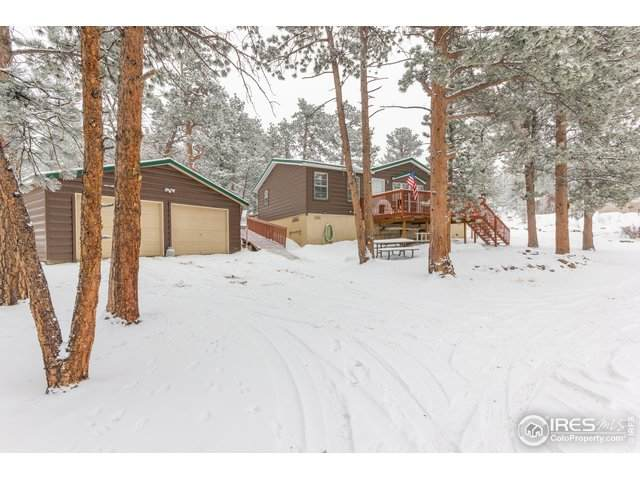 48 Sinisippi Rd, Red Feather Lakes, CO 80545 (MLS #937928) :: RE/MAX Alliance