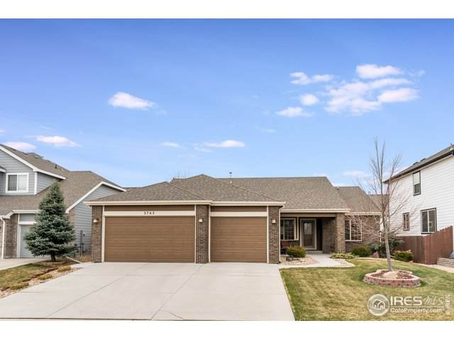 3762 Brunner Blvd, Johnstown, CO 80534 (#937929) :: Mile High Luxury Real Estate