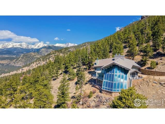 1461 St Moritz Trl, Estes Park, CO 80517 (MLS #937940) :: RE/MAX Alliance