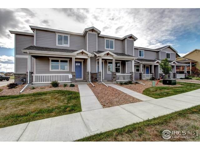 6101 Burdock Ct #105, Frederick, CO 80516 (MLS #937983) :: J2 Real Estate Group at Remax Alliance