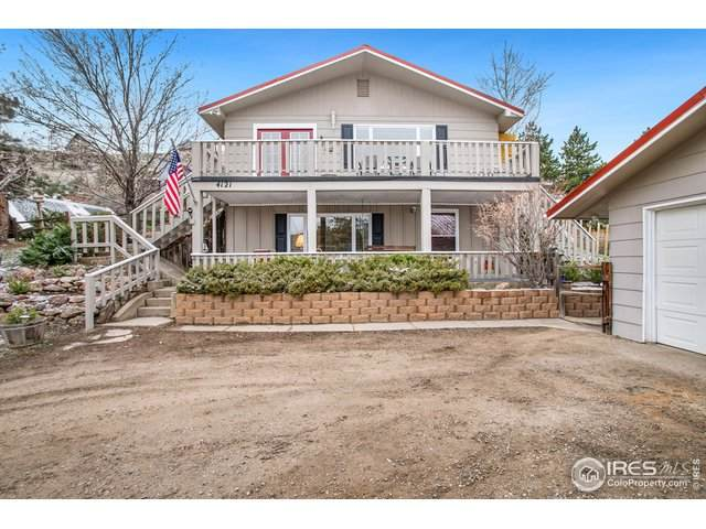 4121 Kano Dr, Fort Collins, CO 80526 (MLS #937994) :: J2 Real Estate Group at Remax Alliance