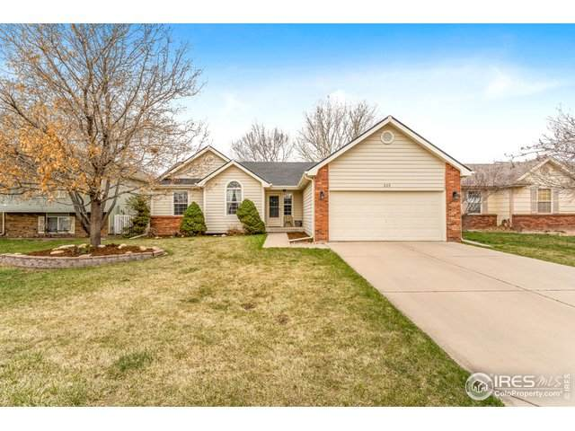 225 N 50th Ave, Greeley, CO 80634 (MLS #938007) :: RE/MAX Alliance