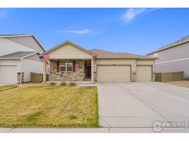 417 Harrow St, Severance, CO 80550 (MLS #938008) :: RE/MAX Alliance