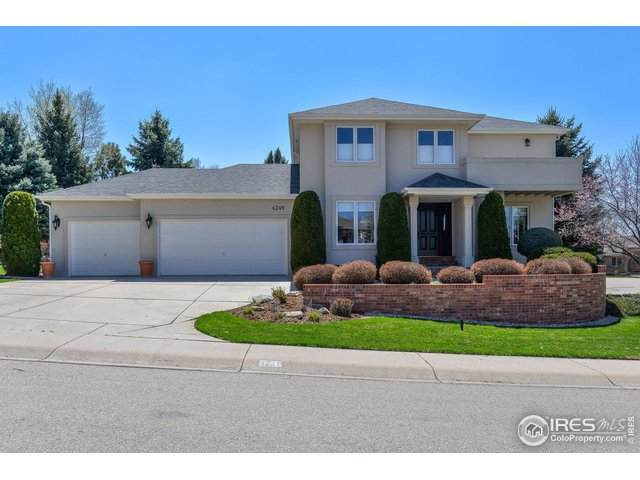 6249 Eagle Ridge Ct, Fort Collins, CO 80525 (MLS #938017) :: J2 Real Estate Group at Remax Alliance