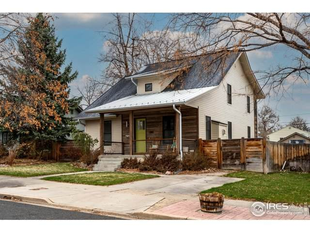 207 W Cannon St, Lafayette, CO 80026 (MLS #938028) :: J2 Real Estate Group at Remax Alliance