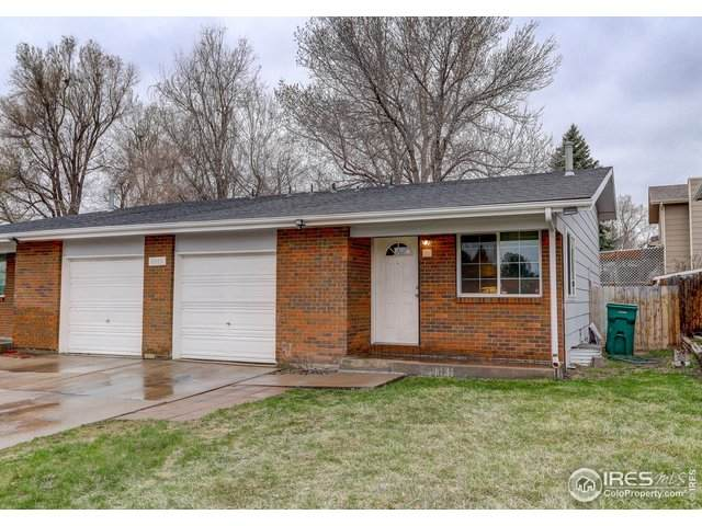 2805 13th Ave 1 And 2, Greeley, CO 80631 (MLS #938029) :: RE/MAX Alliance