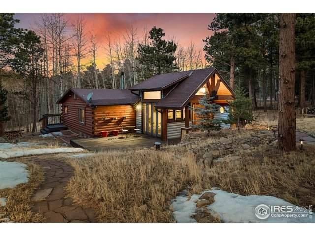 11851 Spruce Canyon Cir, Golden, CO 80403 (MLS #938031) :: RE/MAX Alliance