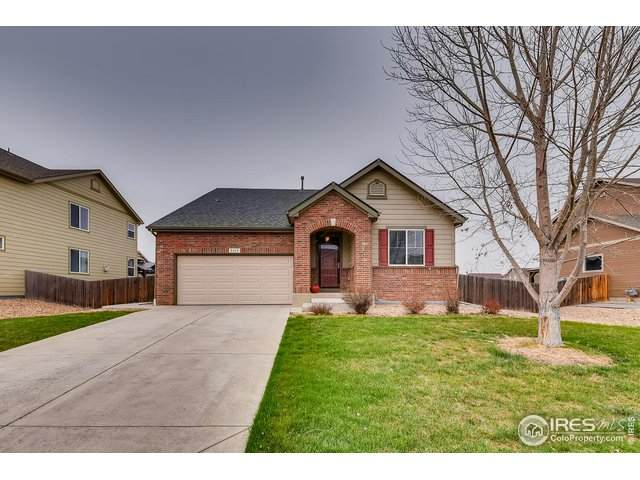 8413 Raspberry Dr, Frederick, CO 80504 (MLS #938036) :: RE/MAX Alliance