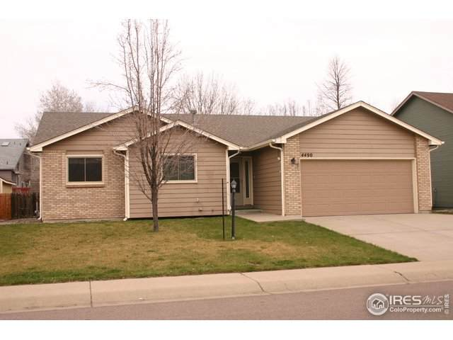 4490 Shubert Dr, Loveland, CO 80538 (MLS #938052) :: J2 Real Estate Group at Remax Alliance
