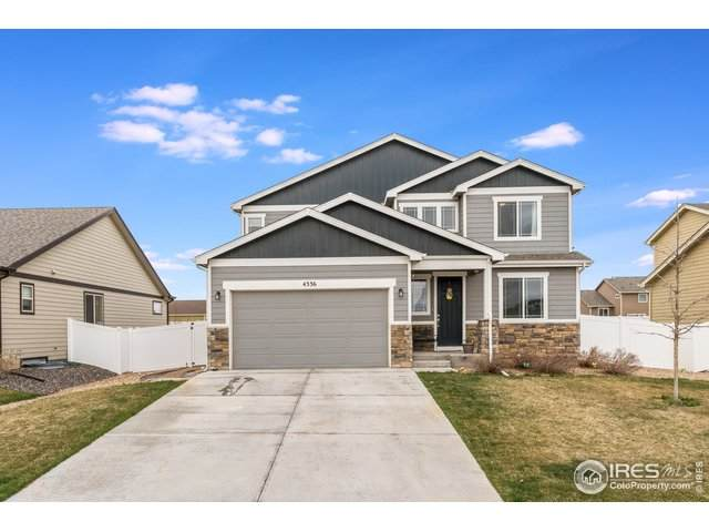 4336 Carlyle Ln, Wellington, CO 80549 (MLS #938061) :: 8z Real Estate