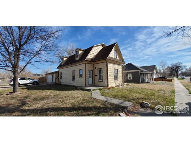 332 Platte St, Sterling, CO 80751 (MLS #938063) :: J2 Real Estate Group at Remax Alliance