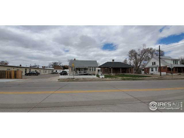 311 N 4th St, Sterling, CO 80751 (MLS #938064) :: J2 Real Estate Group at Remax Alliance