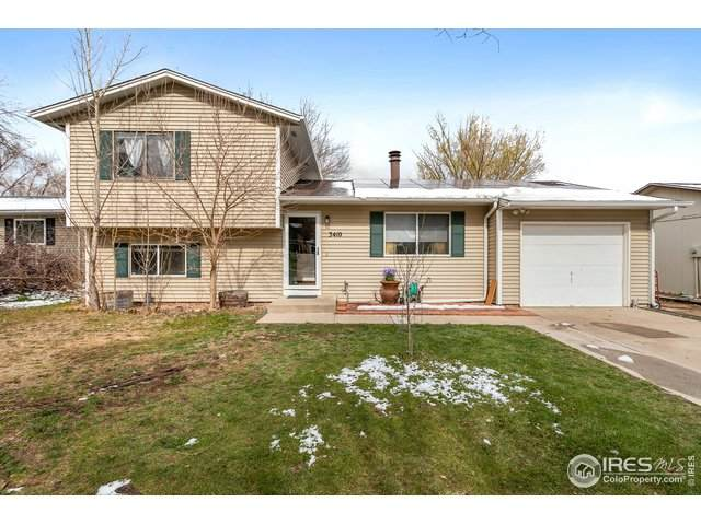 3410 15th Ave, Evans, CO 80620 (#938067) :: James Crocker Team