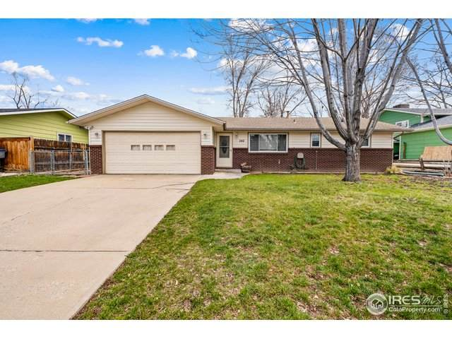 542 Alpine St, Longmont, CO 80504 (MLS #938071) :: J2 Real Estate Group at Remax Alliance