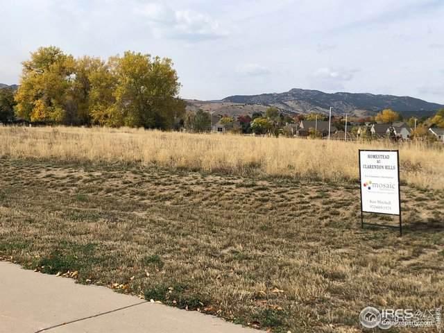 6 Clarendon Hills Dr Lot #6, Fort Collins, CO 80525 (MLS #938080) :: J2 Real Estate Group at Remax Alliance