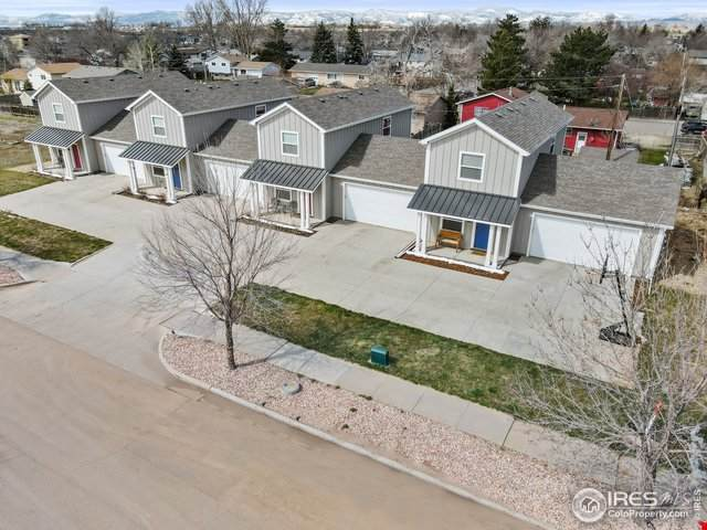 7775 5th St #4, Wellington, CO 80549 (MLS #938107) :: RE/MAX Alliance