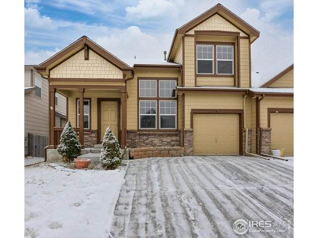1727 Fossil Creek Pkwy B, Fort Collins, CO 80528 (MLS #938137) :: RE/MAX Alliance