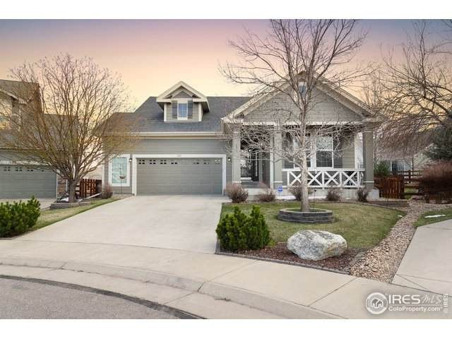 126 Alva Ct, Erie, CO 80516 (MLS #938142) :: The Sam Biller Home Team