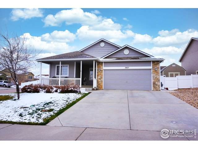 3427 Syrah St, Greeley, CO 80634 (MLS #938143) :: J2 Real Estate Group at Remax Alliance