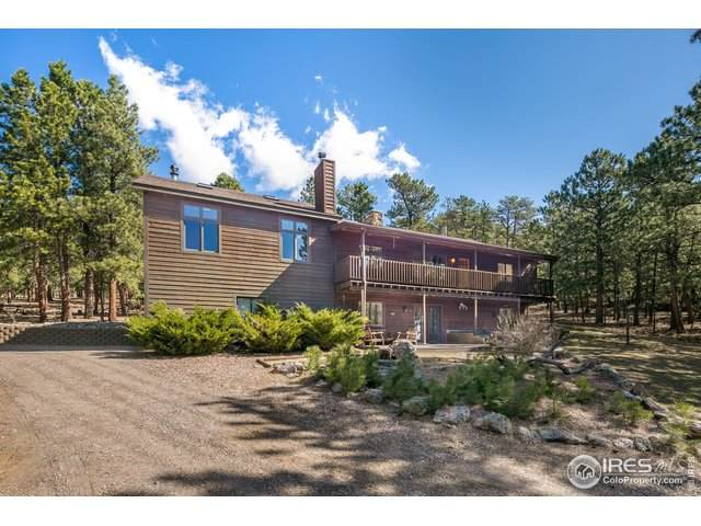 560 Quillan Gulch Rd, Loveland, CO 80537 (MLS #938187) :: J2 Real Estate Group at Remax Alliance