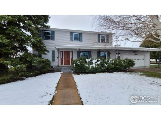 544 E Kellogg St, Holyoke, CO 80734 (MLS #938202) :: RE/MAX Alliance