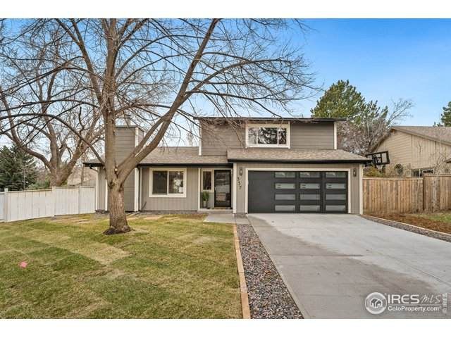 337 Leeward Ct, Fort Collins, CO 80525 (MLS #938220) :: RE/MAX Alliance