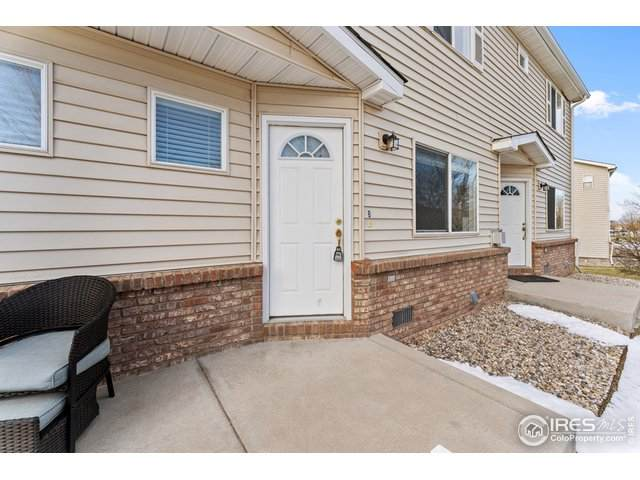 3350 Saratoga St B, Wellington, CO 80549 (MLS #938225) :: J2 Real Estate Group at Remax Alliance