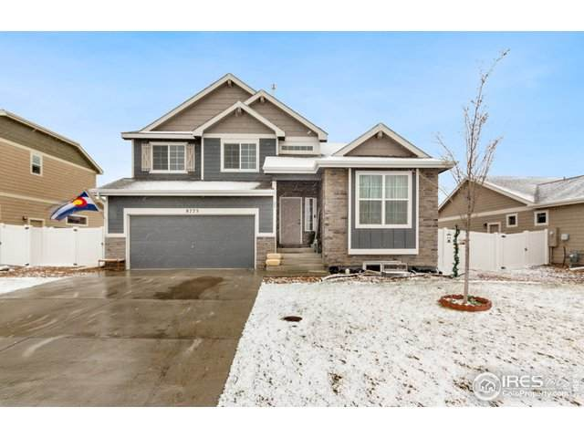 8775 16th St Rd, Greeley, CO 80634 (#938241) :: Mile High Luxury Real Estate