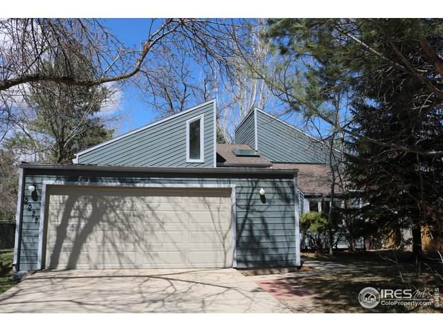 2277 Juniper Ct, Boulder, CO 80304 (#938250) :: My Home Team