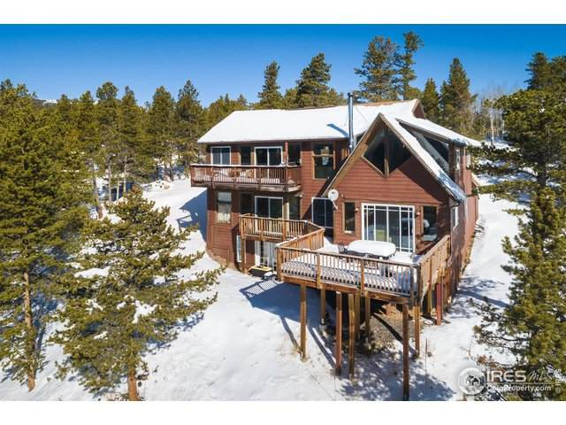 700 County Road 128 W, Nederland, CO 80466 (#938288) :: Mile High Luxury Real Estate
