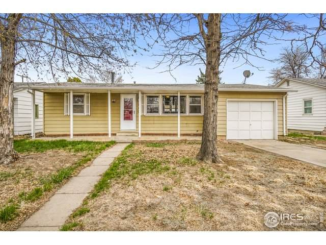110 N 25th Ave, Greeley, CO 80631 (#938309) :: Mile High Luxury Real Estate