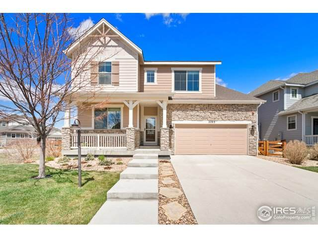 2293 Vermillion Creek Dr, Loveland, CO 80538 (#938312) :: Re/Max Structure