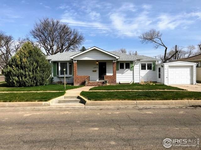 175 W 6th St, Akron, CO 80720 (MLS #938332) :: RE/MAX Alliance