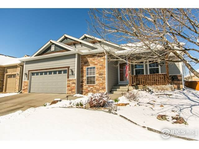 4595 Wolcott Dr, Loveland, CO 80538 (#938336) :: Mile High Luxury Real Estate