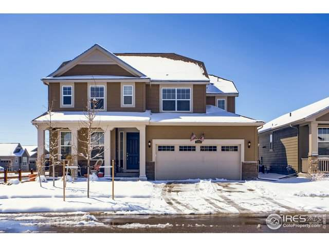 2289 Spotswood St, Longmont, CO 80504 (#938342) :: Mile High Luxury Real Estate