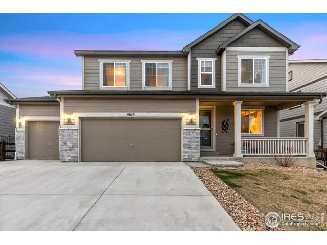 4645 Colorado River Dr, Firestone, CO 80504 (MLS #938358) :: J2 Real Estate Group at Remax Alliance