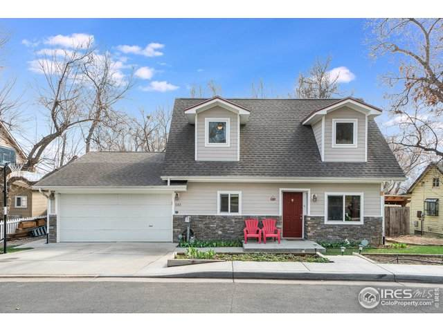 1213 Spruce Ave, Longmont, CO 80501 (#938362) :: My Home Team