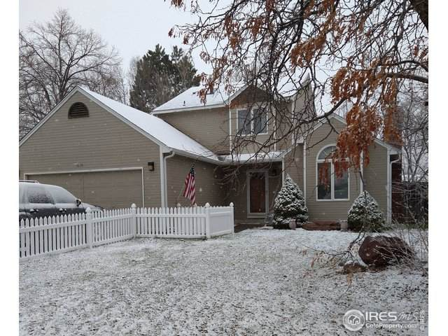 1639 43rd Ave, Greeley, CO 80634 (MLS #938370) :: Keller Williams Realty