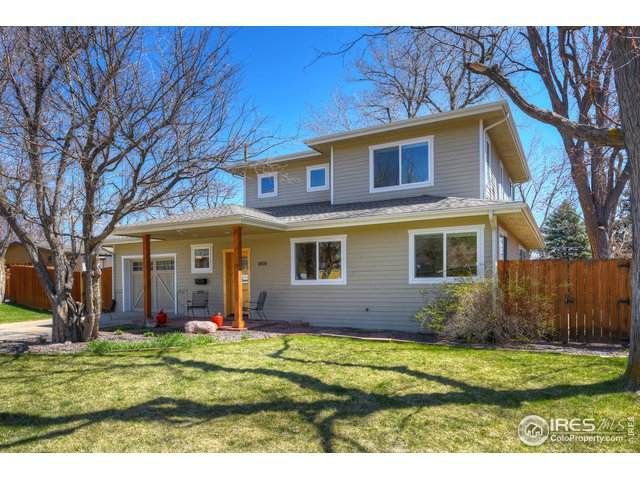 2870 18th St, Boulder, CO 80304 (MLS #938391) :: J2 Real Estate Group at Remax Alliance