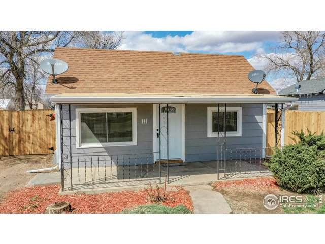 111 4th St, Gilcrest, CO 80623 (MLS #938392) :: J2 Real Estate Group at Remax Alliance