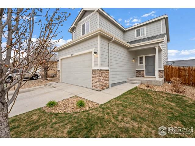 2543 Carriage Dr, Milliken, CO 80543 (#938412) :: My Home Team