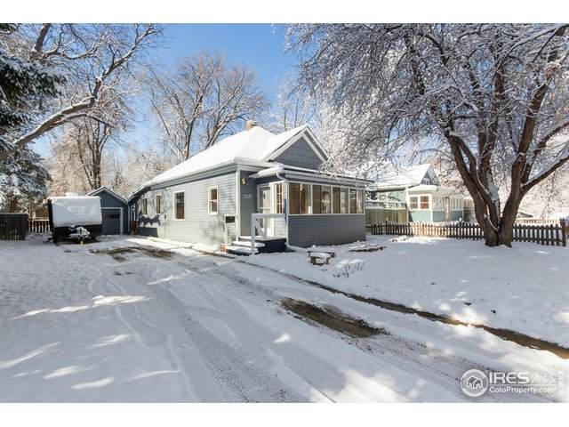 1113 Laporte Ave, Fort Collins, CO 80521 (#938426) :: Mile High Luxury Real Estate